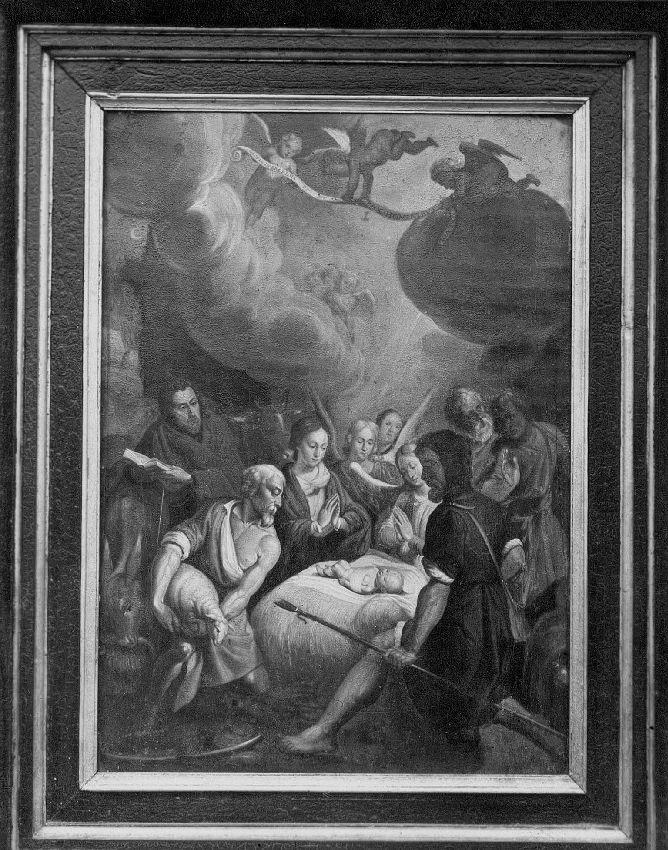 A018134 Adoration des bergers