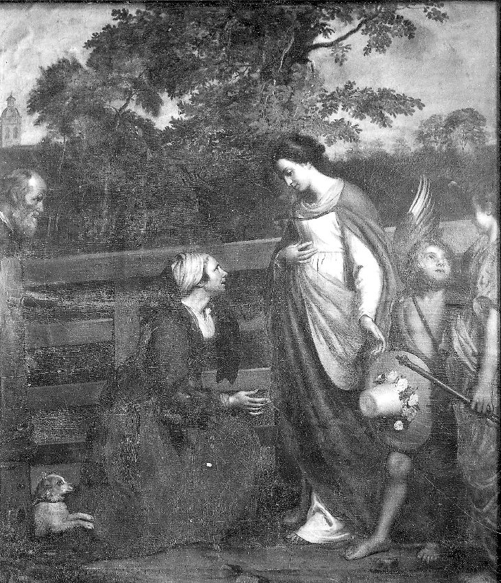 A019422 Maria bezoekt Elisabeth