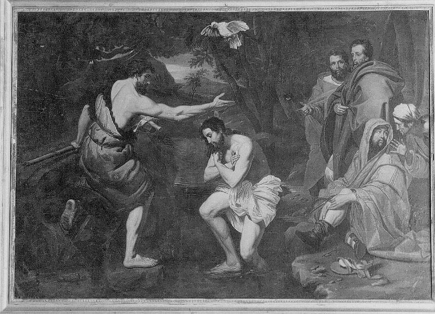 A036041 Baptême du Christ