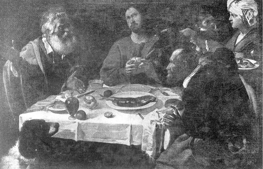A075558 Discipelen van Emmaüs
