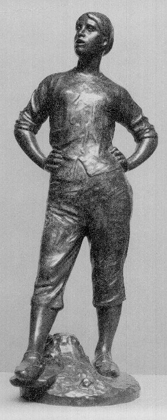 Constantin Meunier, Hiercheuse appelant