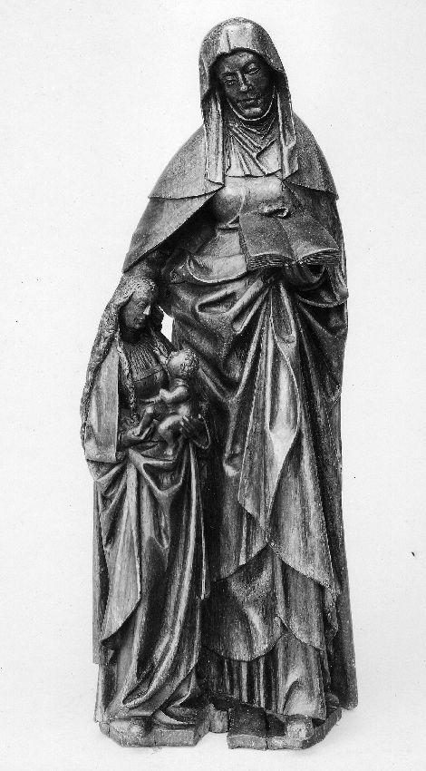 B200738 Sainte Anne, la Vierge et l'Enfant