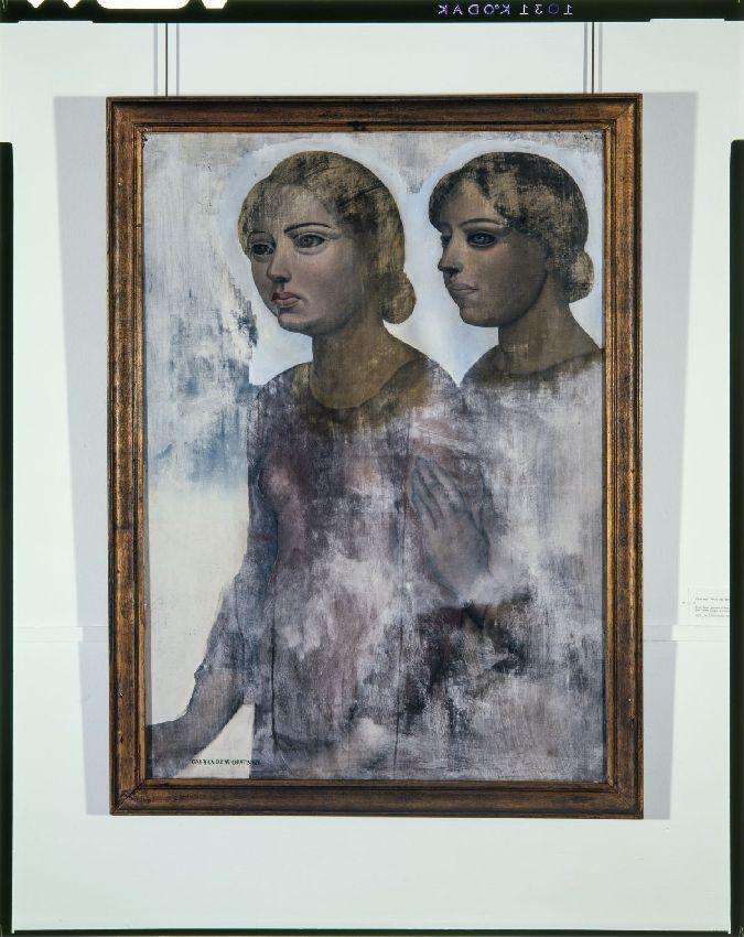 G005504 Les deux jeunes filles