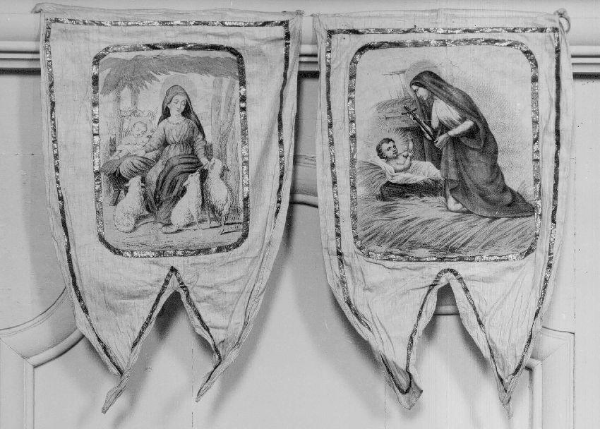 M010121 la Vierge bergère