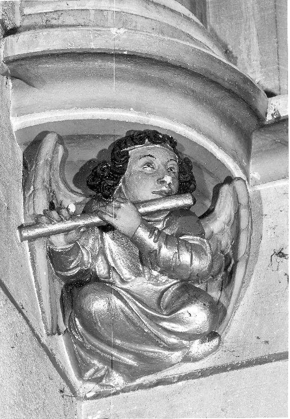 M044120 Fluitspelende engel