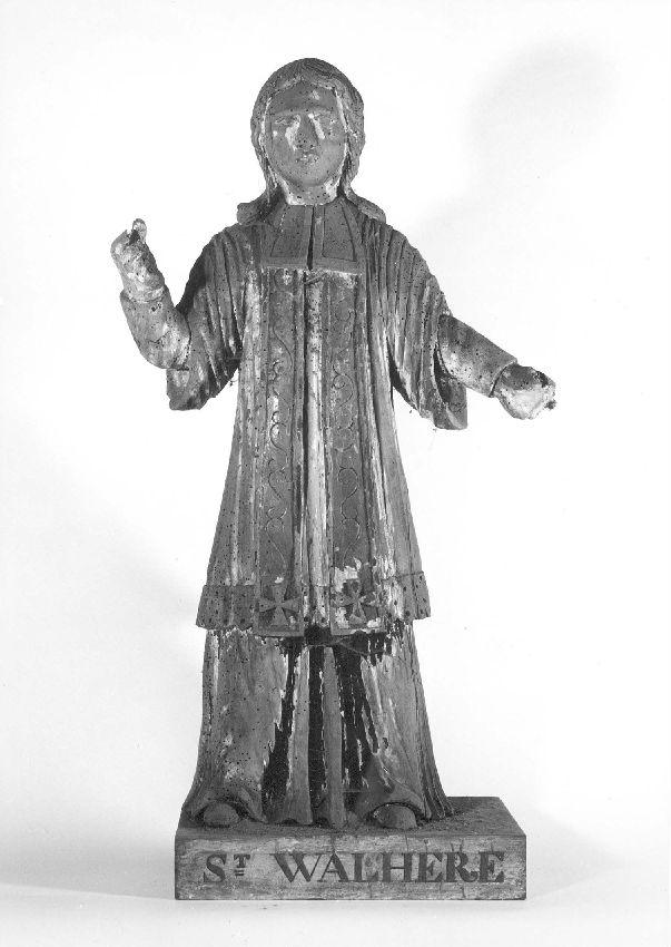 M048747 Saint Walhère