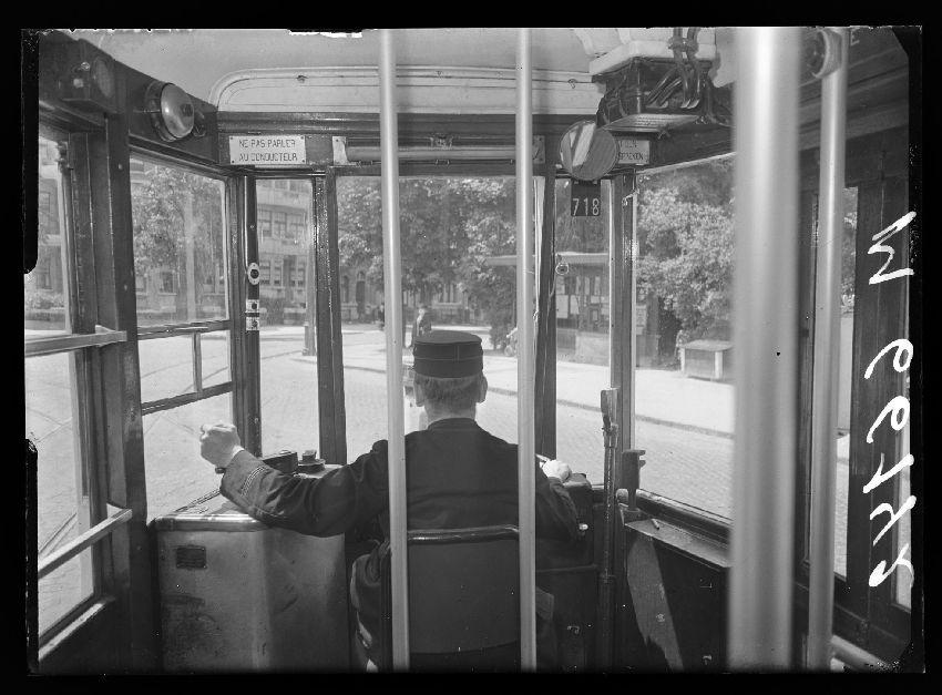 M066142 Conducteur de tram - trambestuurder