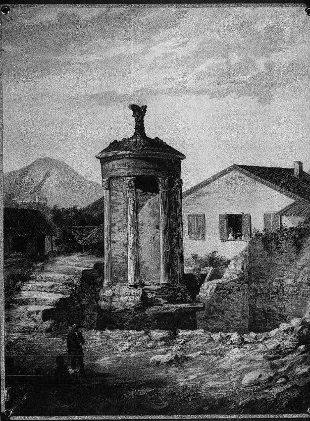 M130882 Het gedenkteken voor Lysicrates