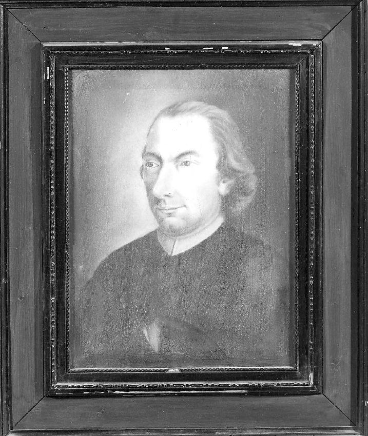 M205879 Portret van pastoor Cardon